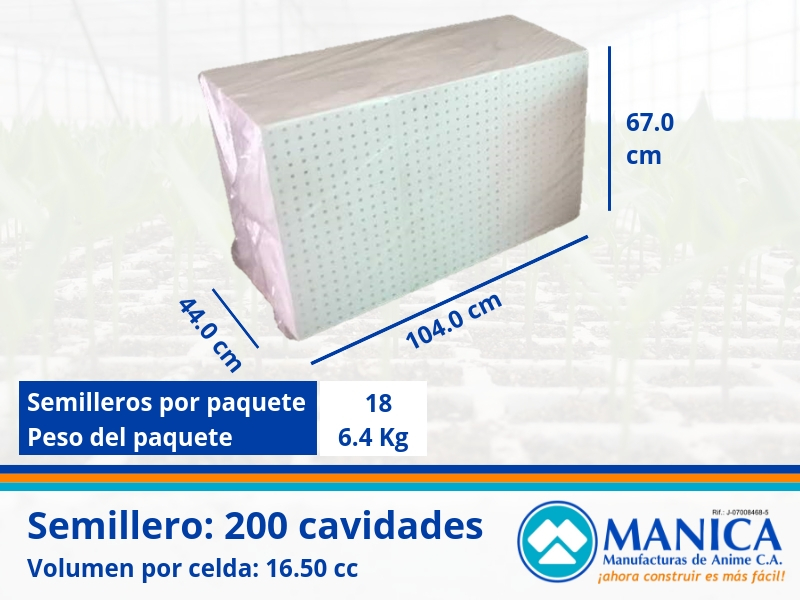 Semilleros MANICA®