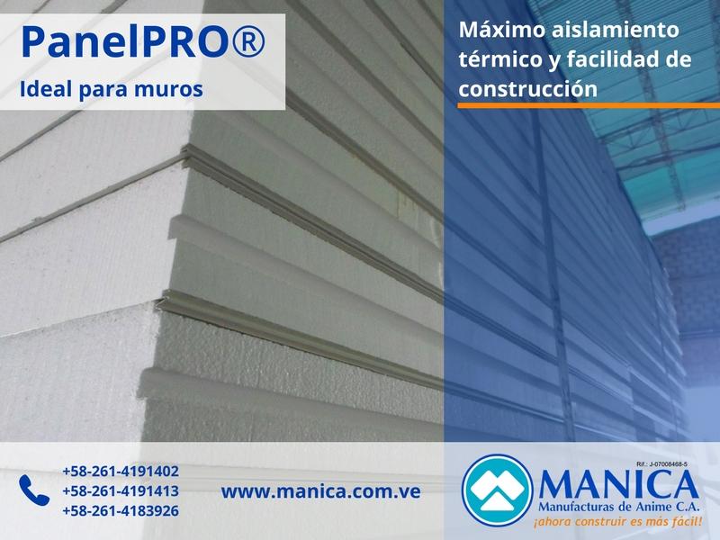 PanelPRO® PARA MUROS